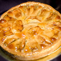 Apple & Almond Tart