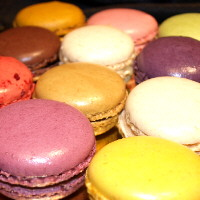 1 dz Assorted Macaroons